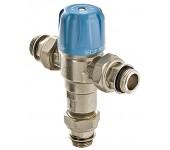 Клапан 3-х ходовой термостатический смесительный  1/2 VT.MT10RU