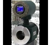 Расходомер электромагнитный Питерфлоу РС класс B F1=0, F2=1 (стандартные настройки)