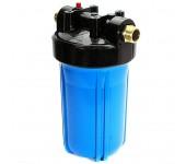 """Корпус Гейзер 10ВВ для фильтра холодной воды с латунной резьбой 1"""""""