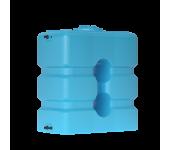 Бак д/воды ATP-1000 (СИНИЙ) с поплавком вертикальный
