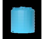 Бак д/воды ATV-1000 (СИНИЙ) с поплавком вертикальный