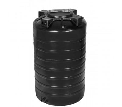 Бак д/воды ATV- 500 (ЧЕРНЫЙ) вертикальный