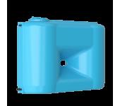 Бак д/воды Combi W-1100 BW (СИНЕ-БЕЛЫЙ) с поплавком вертикальный