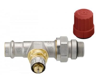 """Клапан термостатический прямой RA-N Press 1/2"""""""