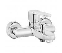Cмеситель для ванны E.C.A. Nita 102102475EX