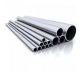 Труба металлическая черная (цена за метр)