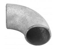 Отвод 90° стальной оцинкованный ГОСТ 17375