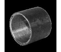 Муфта стальная черная ГОСТ 8966-75