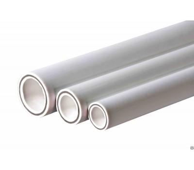 Труба РР-R армированная стекловолокном PN 20 (цена за метр)