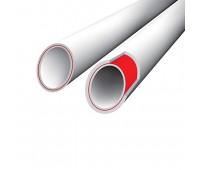 Труба РР-R армированная алюминием (цена за метр)