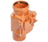 Клапан обратный-ревизия для канализации
