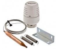 Головка термостатическая c выносным накладным датчиком