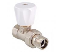 Клапан ручной ValTec для радиатора прямой