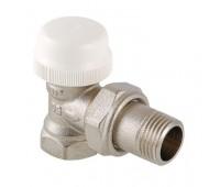 Клапан термостатический ValTec  для радиатора угловой