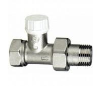 Клапан запорный Itap для радиатора прямой