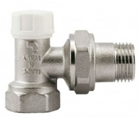 Клапан запорный Itap для радиатора угловой