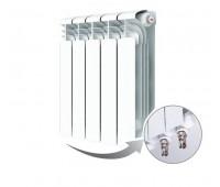 Радиатор алюминиевый RIFAR Alum Ventil 350 VL нижнее левое подключение