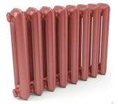 Радиатор чугунный красный МС-140М2-500 (цена за одну секцию)