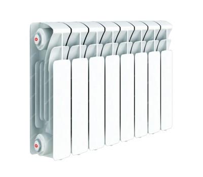 Радиатор биметаллический RIFAR BASE 350 боковое подключение