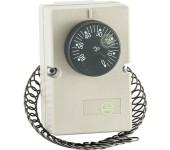 Термостат контактный с наружной шкалой и пружиной для монтажа на трубах EMMETI диапазон регулирования 0-60˚C 02012038