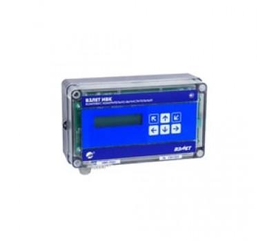 Измерительно-вычислительный комплекс ВЗЛЕТ ИВК-102 (контроллер расхода и давления воды)