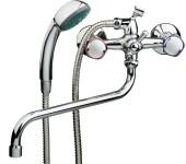 Смеситель для ванны LEDEME L2209, Хром