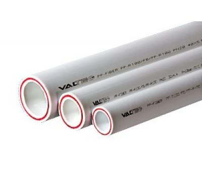Труба РР-R армированная стекловолокном VALTEC PP-FIBER PN 20